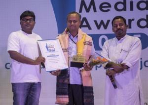 15.Amitabh Patra-Best Reporter(Community Reporting)